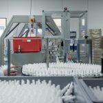 Cleanroom locatie DSM op begane grond, Basic Pharma