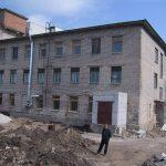Pranafarm Samara Rusland, start bouw ISO 7 in dit gebouw