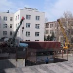 cleanroom rusland samara lossen containers