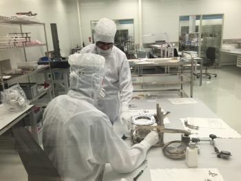 speciale EUV cleanroom bij VDL