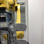 robot van Koot in HIGHCARE Cleanroom