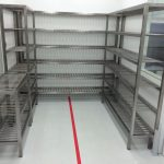 cleanroom ADMESY met flush van HIGHCARE Cleanrooms