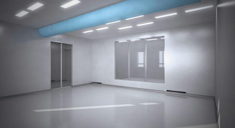 cleanroom Tilburg ISO7