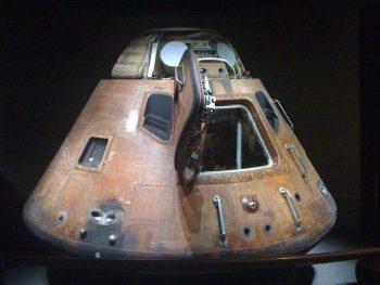 capsule Apollo lucht- en ruimtevaart de oorsprong van de ISO cleanrooms