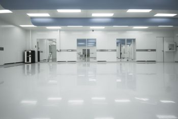Flexibele cleanroom HIGHCARE