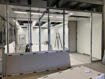 cleanroom demonteren en verhuizen kan met een HIGHCARE Cleanroom