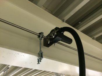 XCDA naadloos leidingnet, lassen van een verbinding